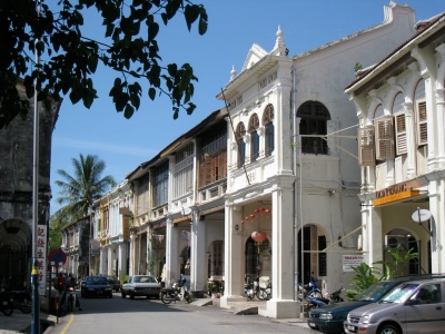 Love Lane - Backpacker Haven in Penang