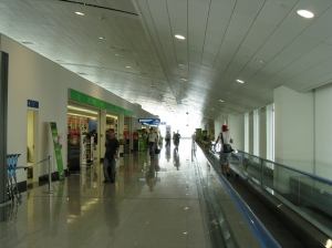 Tan Son Nhat - a nice clean airport