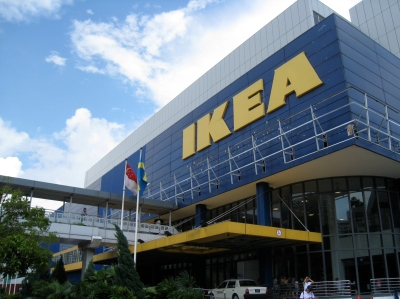 IKEA Store in Alexandra Road, Singapore